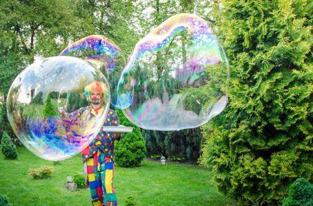 бульбашкове шоу
