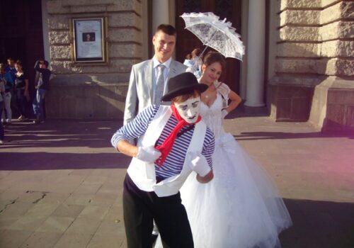 міми весілля