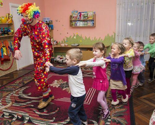 клоун, аніматор. Львів